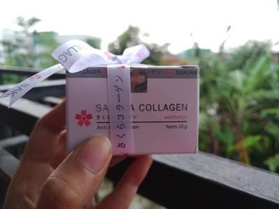 REVIEW: SAKURA COLLAGEN BY PT. MEIJI