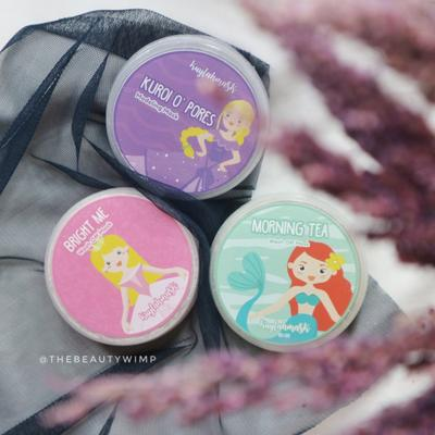 [Review] Pampering with KUYLAH MASK p.2