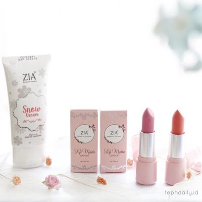 Get Ready with ZIA Skin Care