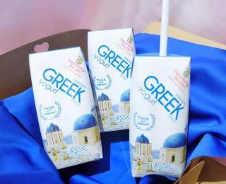 Gaya hidup sehat dengan greek yogurt +resep