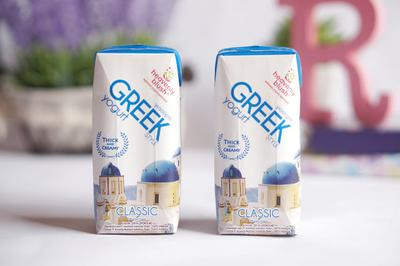 Sehat Bersama Greek Classic Yogurt Heavenly Blush