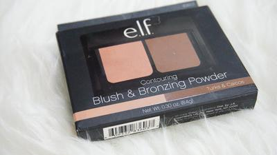 REVIEW ELF BLUSH AND BRONZING POWDER