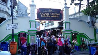 Wisata Ampel Surabaya, Menikmati Jejak Sejarah Hingga Kuliner yang Tak Terlupakan