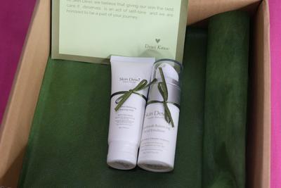 Review: Skin Dewi Hazelnut Cleansing Milk & Temulawak Balancing Facial Emulsion
