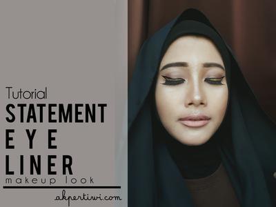 [TUTORIAL] Statement Eyeliner