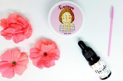 REVIEW: Shylas Factory – Kanaya Jelly Peel off Mask & Namaka Eyelash And Eyebrow Serum