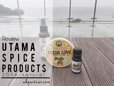 [REVIEW] Utama Spice, From Nature With Love