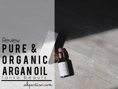 [REVIEW] Lanka Argan Oil
