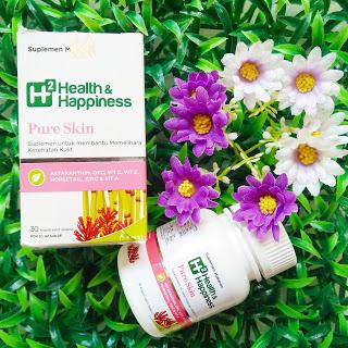 H2 Health & Happiness Pure Skin
