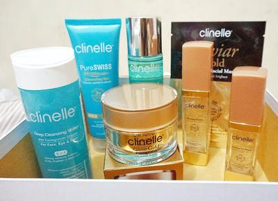 Review Skincare Clinelle