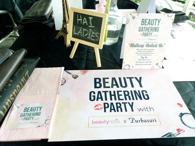 EVENT: Beauty Gathering Party With Beautynesia x Purbasari