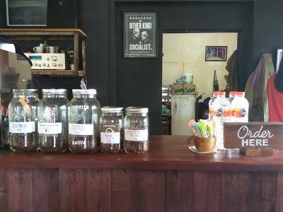 Omerta Coffee, Kedai Kopi Unik di Medan