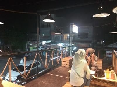 Kallery Cafe, Paduan Unik Kafe dan Galeri di Kota Medan