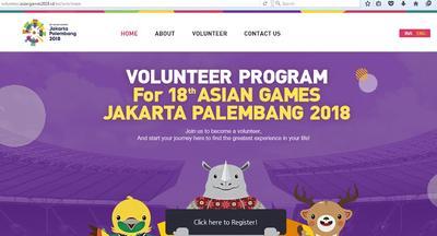 Tips dan Trik Cara Lulus Menjadi Volunteer di Asian Games 2018