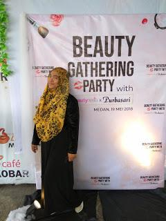 Event : Beauty Gathering with Beautynesia dan Purbasari