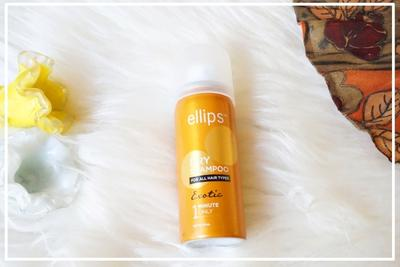 Say Goodbye For Lepek Hair || Review Ellips Dry Shampoo