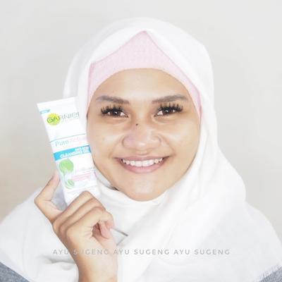 Garnier Pure Active Sensitive - Skin Care Tepat untuk Kulit Sensitif/Berjerawat