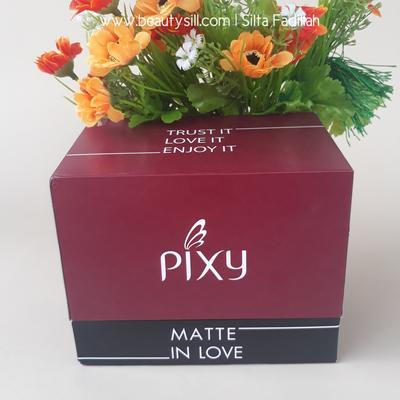 Review All Shades PIXY MATTE IN LOVE