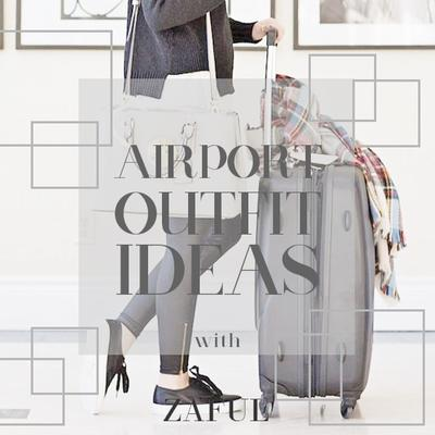 Airport Outfit Ideas with ZAFUL