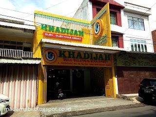 Khadijah, Toko Oleh-Oleh Medan Serba Ada