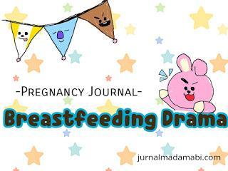 Pregnancy Journal: Breastfeeding Drama