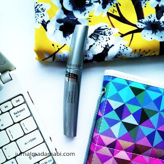My Favorite Mascara: Wardah Eye Xpert Perfect Curl Mascara (New Brush Applicator)
