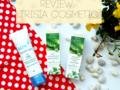 Review: TRISIA Cosmetic (Acne+ Facial Foam, Anti Aging Day Antioxidant Moisturizer & Anti Aging Intensive Antioxidant Night Moisturizer)