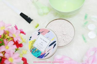 Lil'babe Brightening Face Mask Get Glow [Review]