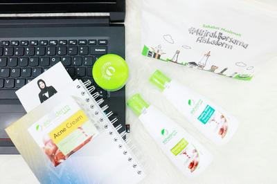 Aishaderm Skincare Series; Acne Cream, Facial Wash & Body Lotion [Review]
