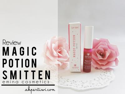 [REVIEW] Current Favorite: Emina Magic Potion - Smitten
