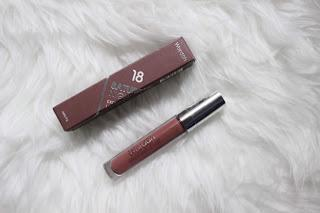 Wardah Exclusive Matte Lip Cream (Review) Saturdate Night No 18
