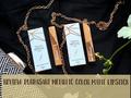 Review: Purbasari Metallic Color Matte Lipstick (71 Rubellite & 75 Goldstone)