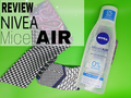 [REVIEW] NIVEA MICELLAIR SKIN BREATHE UNTUK KULIT NORMAL - BERMINYAK