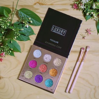 Focallure Luxury Eyeshadow Untuk Tampilan Eyelook Mewah