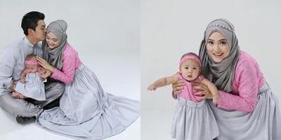 Yuk Intip Inspirasi dari  Designer, Hijabers Sekaligus Ibu Muda  Islamia Aprillia