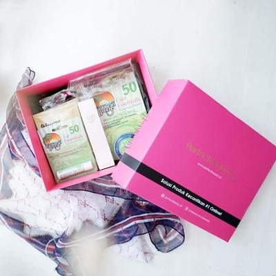 [REVIEW] Unboxing Perfect Beauty Box