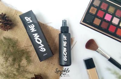 [REVIEW] Nauli Cosmetics Glow Me Up