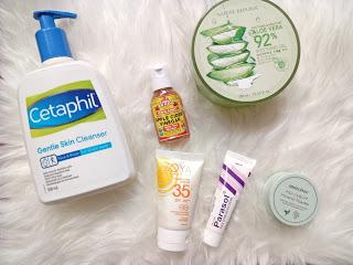 My Skincare Routine (For Oily and Sensitive)