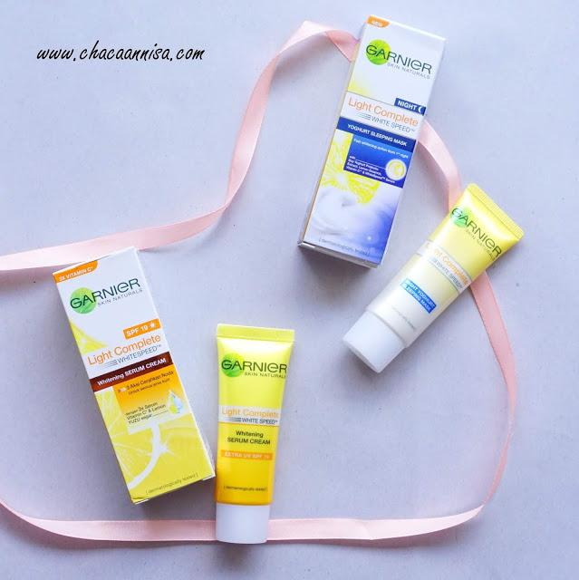 Skin Care lokal affordable & effective | Garnier Light Complete 24H