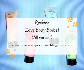 Review: Zoya Body Sorbet (All Variant)