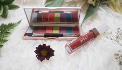 Eyeshadow dan Lipstick Lokal Baru: Sari Ayu Color Trend  2018 - Inspirasi Jakarta