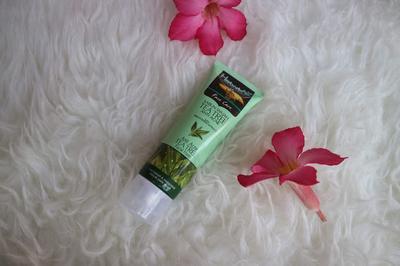Bebas Minyak dan Jerawat bersama Herborist Facial Foam Tea Tree Anti Acne
