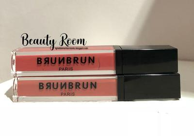 BRUNBRUN - Melted Matte Lip Color