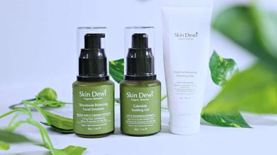 Review: Skin Dewi - Organic Skincare Untuk Kulit Berminyak