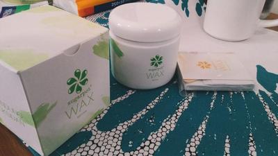Waxing di Rumah dengan Sugarpot Wax
