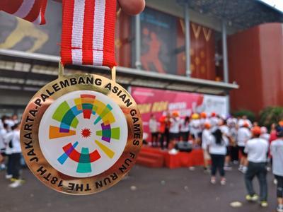 Fun Run Asian Games 2018