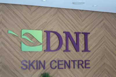 Laser bekas jerawat di DNI Skin Center Sesetan Denpasar