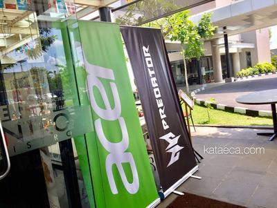 Bertemu Laptop Idaman di Acer Day 2018 Banjarmasin