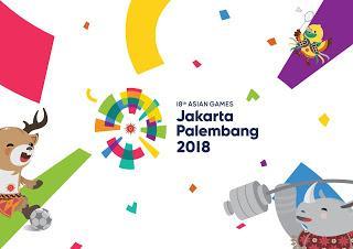 Asian Games Pancarkan Semangat Putra Putri Indonesia