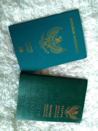 Perpanjang Paspor